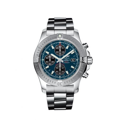 Colt Chronograph Automatic Stainless Steel / Blue / Japan Special Edition