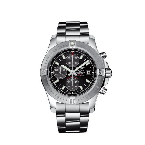 Colt Chronograph Automatic Stainless Steel / Black / Japan Special Edition