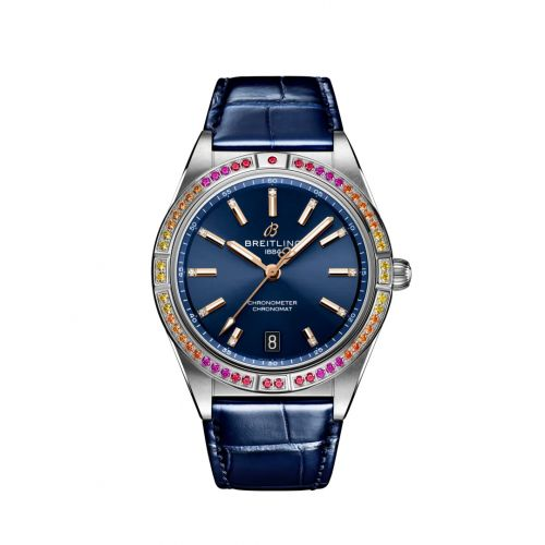 Chronomat Automatic 36 South Sea Stainless Steel / Blue