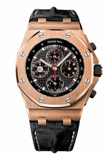 Royal Oak Offshore Perpetual Calendar Pink Gold
