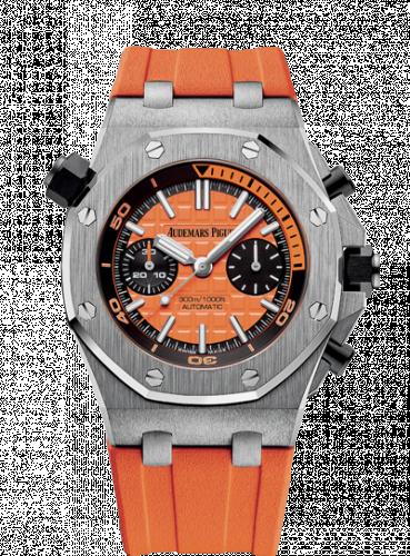 Royal Oak Offshore Diver Chronograph Orange