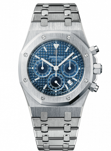 Royal Oak 26300 Chronograph Stainless Steel / Blue