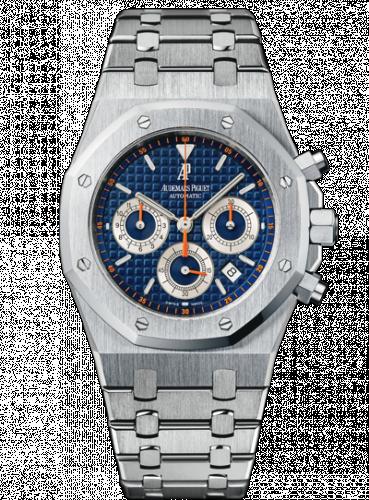 Royal Oak 26300 Chronograph Stainless Steel / Blue Panda