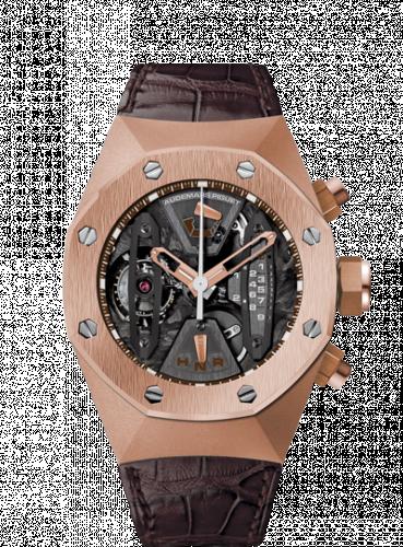 Royal Oak Concept 26223 Tourbillon Chronograph Pink Gold