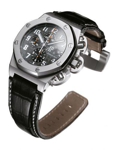 Royal Oak OffShore 25863 T3 Titanium / Grey