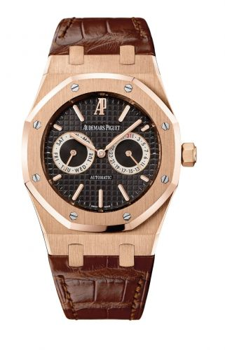 Royal Oak 26330 Day Date Pink Gold Campeon del Mundo 2010