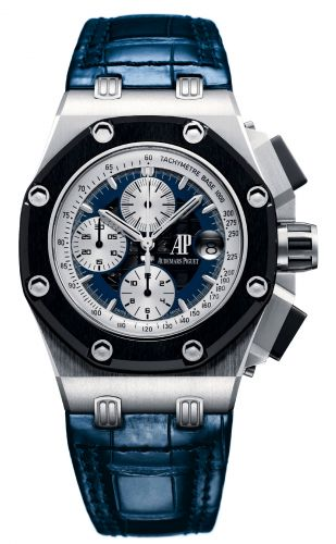 Royal Oak OffShore 26078 Barrichello II Platinum
