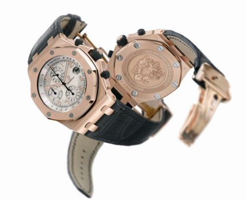 Royal Oak OffShore 26061 Pride of Russia Pink Gold
