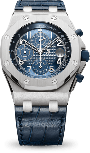Royal Oak OffShore 26061 Pride of Russia White Gold