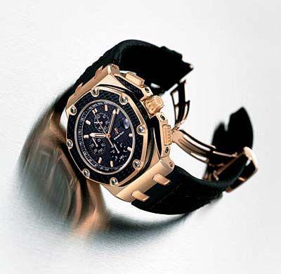 Royal Oak OffShore 26030 Juan Pablo Montoya Pink Gold