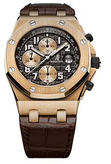 Royal Oak OffShore 26007 Arnold Schwarzenegger