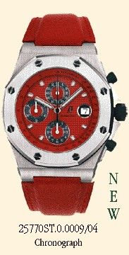 Royal Oak OffShore 25770 Chronograph Red