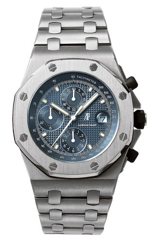 Royal Oak OffShore 25721 Chronograph Stainless Steel / Blue