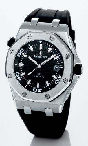 Royal Oak OffShore 15340 Scuba Wempe