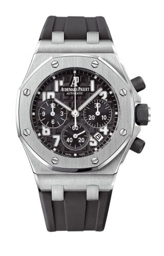 Royal Oak OffShore 26283 Lady Chronograph Black