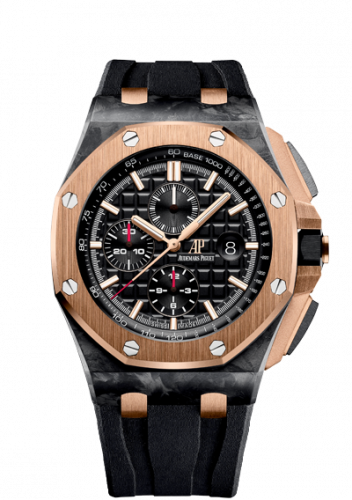 Royal Oak Offshore 26406 QE II Cup 2016