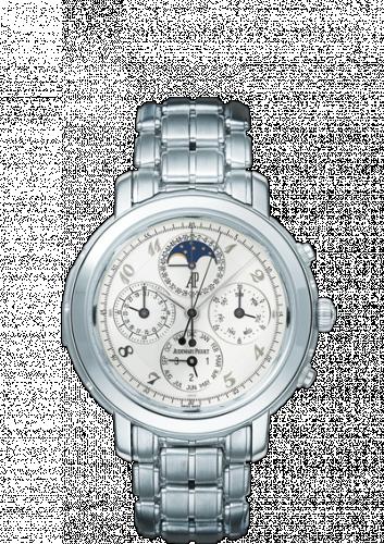 Jules Audemars 25984 Grande Complication Platinum Gold / White Breguet / Bracelet