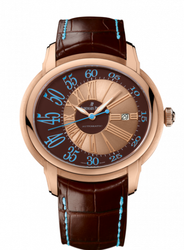 Millenary Self-winding Pink Gold / Brown