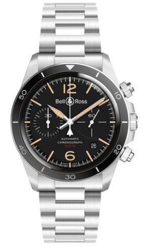 Gents Bell & Ross Stainless Steel Bracelet Watch