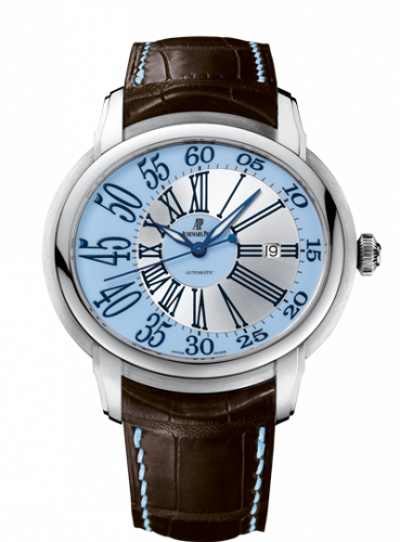 Millenary Self-winding White Gold / Blue