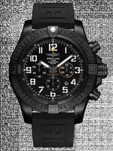 Avenger Hurricane 12H Breitlight / Volcano Black / Rubber / Folding