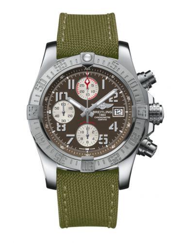 Avenger II Stainless Steel / Tungsten Gray / Military / Pin