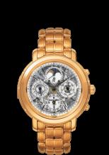 Jules Audemars 26023 Grande Complication Pink Gold / Sapphire / Bracelet