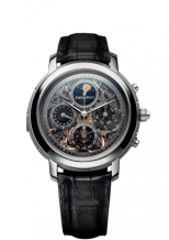 Jules Audemars 25996 Grande Complication Titanium / Sapphire