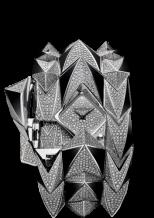 Haute Joaillerie Diamond Fury Onyx