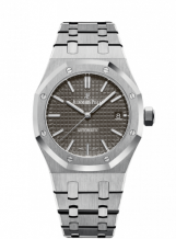 Royal Oak 15450 Selfwinding Stainless Steel / Grey