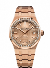 Royal Oak 15451 Selfwinding Pink Gold / Pink Gold