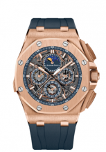 Royal Oak OffShore 26571 Grande Complication Pink Gold / Blue