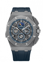 Royal Oak OffShore 26571 Grande Complication Titanium / Blue