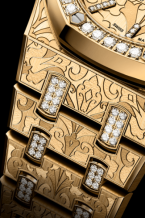 Royal Oak 15456 Selfwinding Yellow Gold / Cashmere