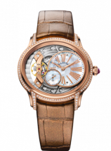 Millenary Hand-wound Rose Gold / Mother of Pearl