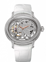 Millenary Tourbillon White Gold / Diamond