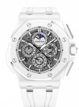 Royal Oak OffShore 26582 Grande Complication White Ceramic