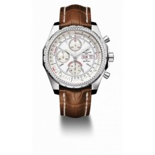 Breitling for Bentley GT Silver