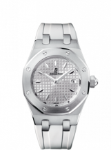 Royal Oak 67620 Stainless Steel / Silver / Rubber