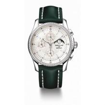 Breitling for Bentley Mark VI Complications 19 Silver