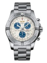 Colt Chronograph Stratus Silver / Bracelet