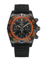Chronomat 44 Blacksteel / Raven / Rubber