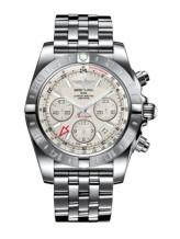 Chronomat 44 GMT Stainless Steel / Sierra Silver / Bracelet