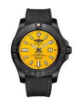 Avenger Blackbird 48 Black Titanium / Cobra Yellow / Military / Boutique Editions