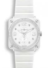 BR S White Ceramic Diamond