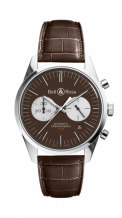 BR 126 Original Brown Chronograph