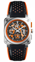 BR 03-94 Aéro GT Chronograph Orange