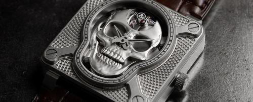 BR-01 Laughing Skull