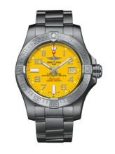 Avenger II Seawolf Stainless Steel / Cobra Yellow / Bracelet