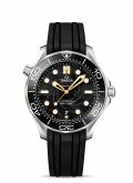 Seamaster Diver 300M Master Co-Axial 42 Stainless Steel / James Bond
